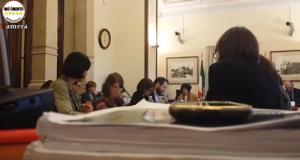 TRASPARENZA, M5S PROPONE VIDEO LAVORI COMMISSIONI