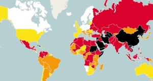 Libertà di stampa, Italia tra Moldavia e Nicaragua
