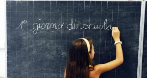 Metà delle scuole italiane hanno più di 40 anni