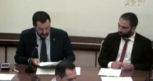 Il mio intervento durante l'audizione in Senato del Ministro Salvini