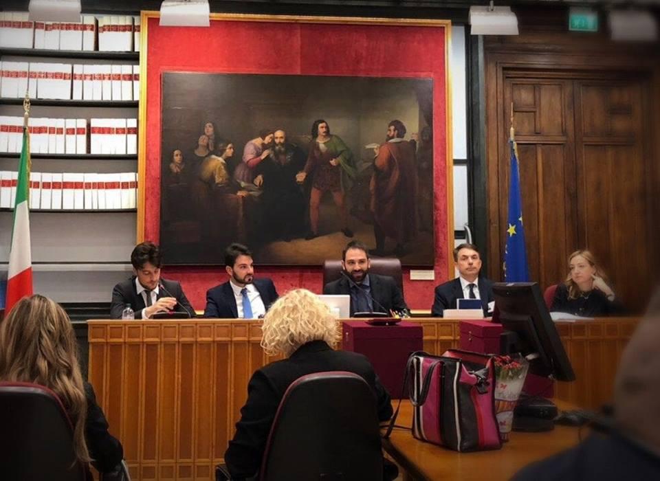 Nomina Presidenza I Commissione Camera 21.06.2018