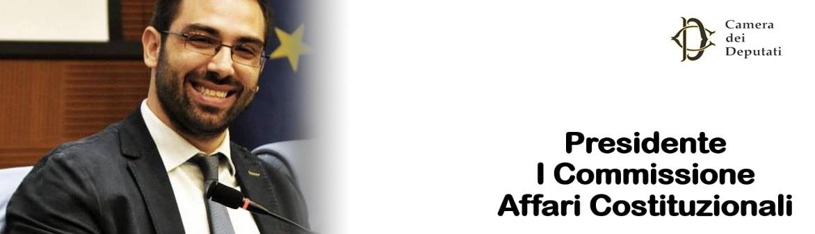 Giuseppe Brescia | Deputato del Movimento Cinque Stelle, Presidente della Commissione Affari Costituzionali