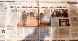 Voto elettronico, da Tallinn il mio resoconto