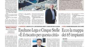 Taranto da oggi è ufficialmente candidata ai Giochi del Mediterraneo 2025