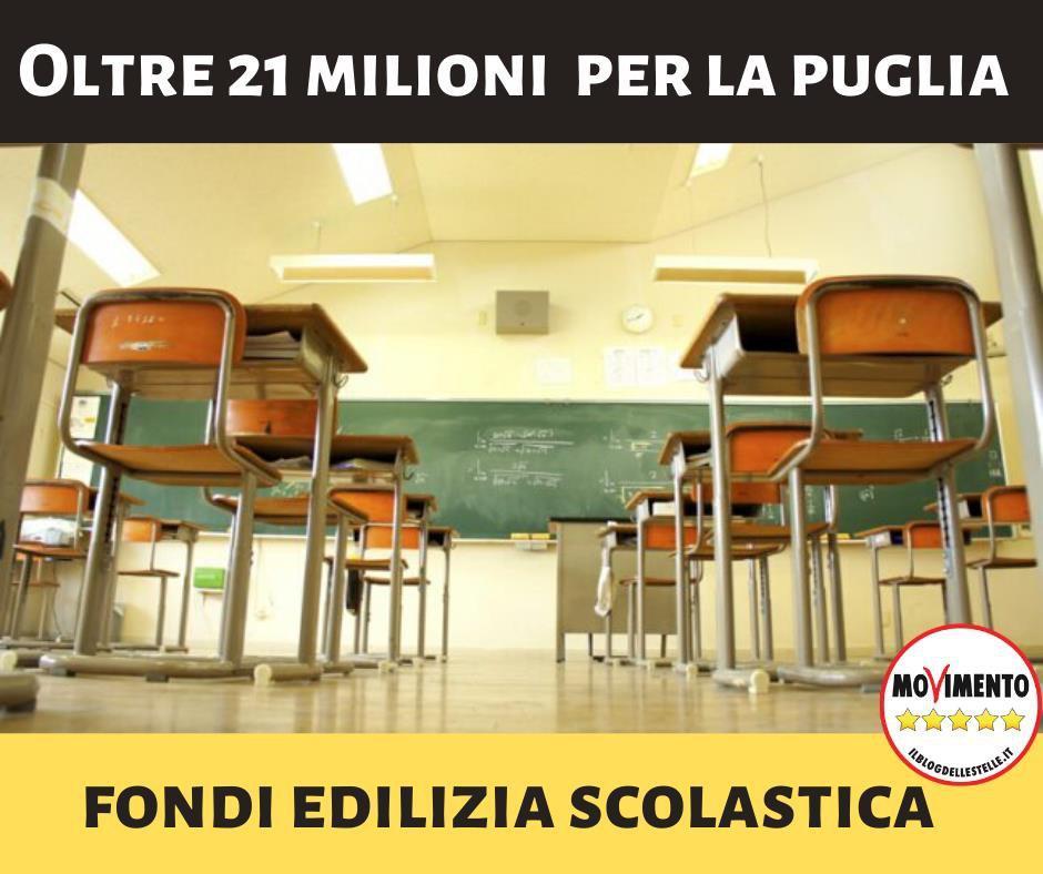 Edilizia scolastica, stanziate ulteriori risorse - m5stelle.com - notizie m5s